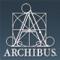 blue Archibus (work order) system logo