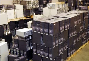 eBid warehouse PC's