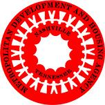 Metropolitan Development and Housing Agency logo