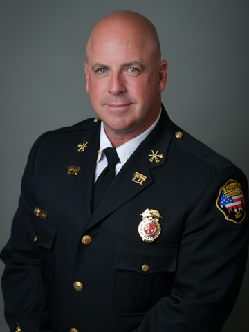 Jay Servais, District Chief