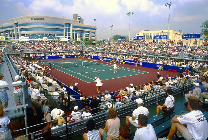sportsplex tennis match