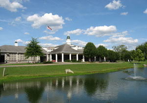 Rhodes Golf Course Clubhouse