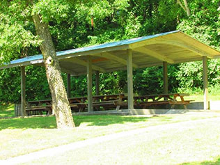 Lakeview Picnic Shelter 1