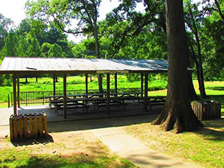 Lakeview Picnic Shelter 2