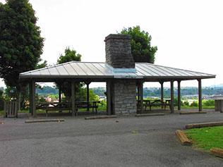 Naval Hill Picnic Shelter 2