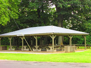 Riverview Picnic Shelter 1