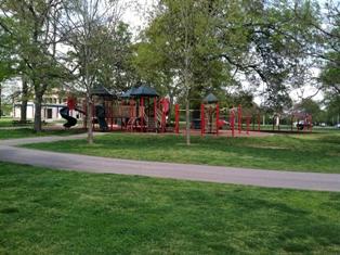 Centennial Park Children's Playground