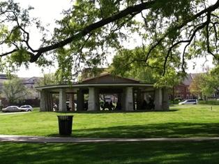 Centennial Park Pavilion