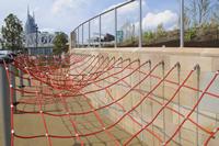 Cumberland Park: Climbing Nets
