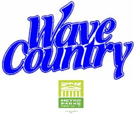 Wave Country and Parks Logo