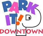 Park it Downtown logo