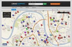 Nashville Crime Maps