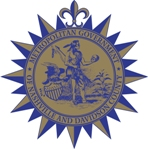 Color Seal of Metro- Metropolitan Government of Nashville and Davidson County