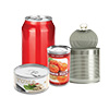 examples of metal cans